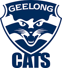 Geelong's Mitch Duncan on the 35 point win