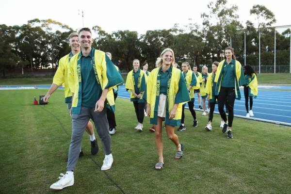 Article image for Aussie athletes out of isolation