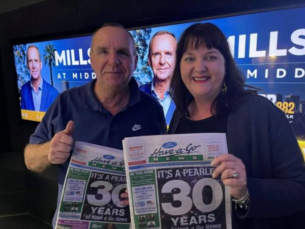 Everyone's Got a Story   Have a Go News celebrates 30 years