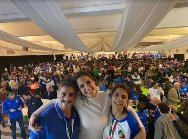 Article image for Crowds pack Perth pubs as Italy wins Euro 2020
