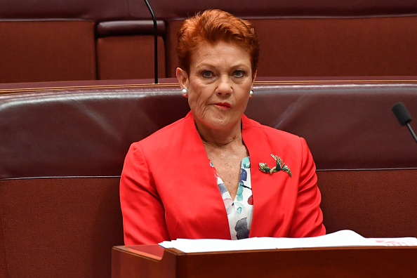 Article image for Pauline Hanson labels Queensland's bid to host the 2032 Olympics 'a joke'