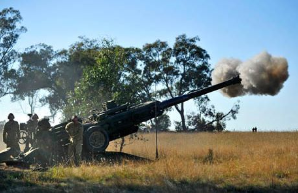 Article image for Royal Australian Artillery celebrates 150 years