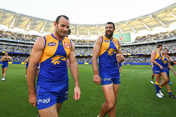 'One of a kind': Josh Kennedy reflects on Shannon Hurn's career ahead of milestone match