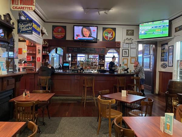 The Woodbridge Bar