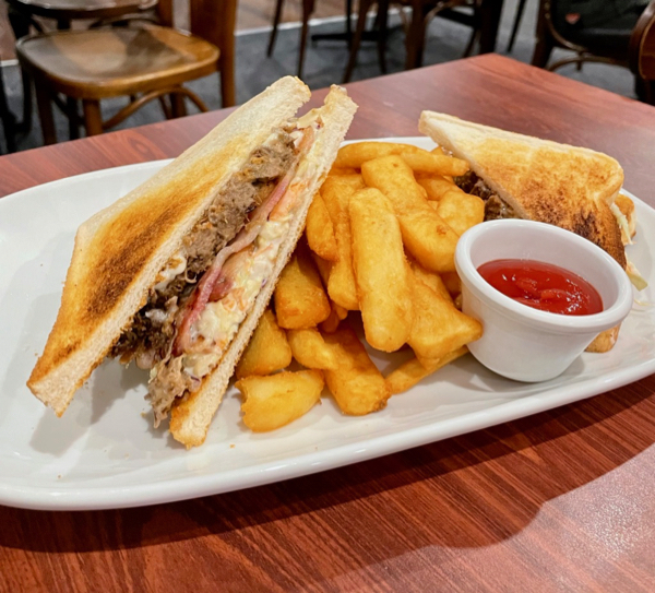 The Woodbridge - Lamb Sandwich