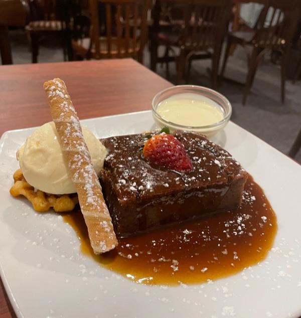 The Woodbridge - Sticky Date Pudding