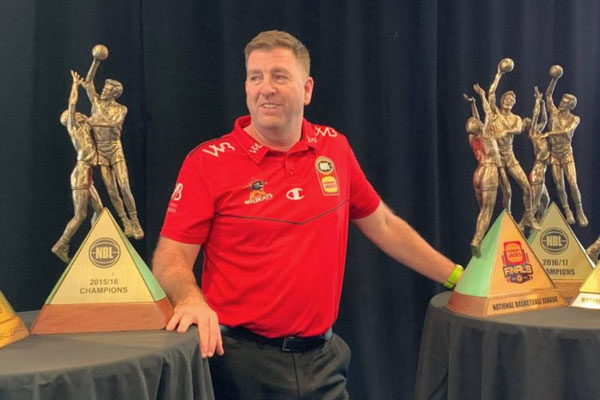 Article image for Shock exit: Trevor Gleeson departs Perth Wildcats for NBA