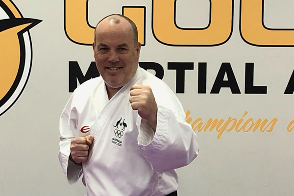 Article image for WA karate coach to lead Australian team in Tokyo