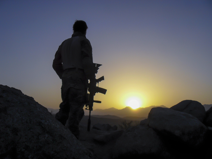 Article image for 'Back to the middle ages': Former SAS soldier reacts to 'disturbing' Taliban takeover