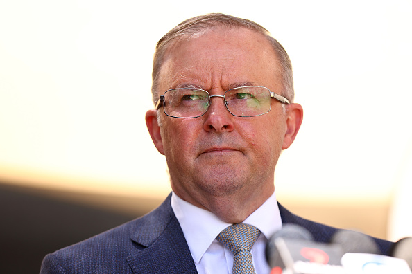 Article image for Anthony Albanese says there's no changes coming to WA's GST