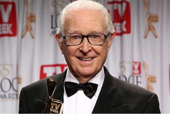 Legendary presenter Brian Henderson dies, aged 89