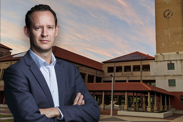 Article image for Gareth Parker takes aim at Rockingham council's 'vague' new defamation policy