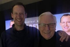 West Aussie Greats   Radio legend Graham Mabury