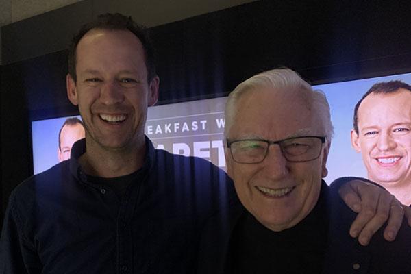 Article image for West Aussie Greats | Radio legend Graham Mabury