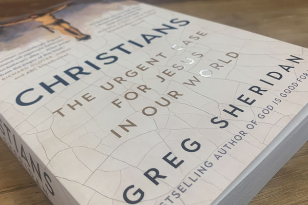 Article image for Greg Sheridan: Why western societies are 'losing touch with Christianity'