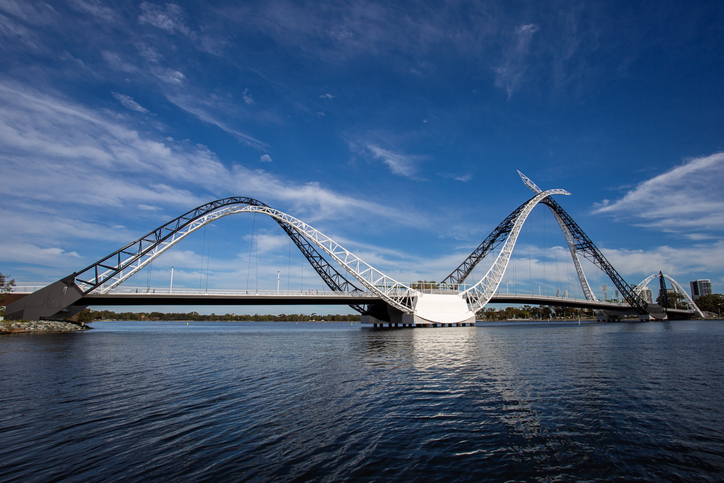 Article image for 'Human error' blamed for Matagarup Bridge fail after Dockers win