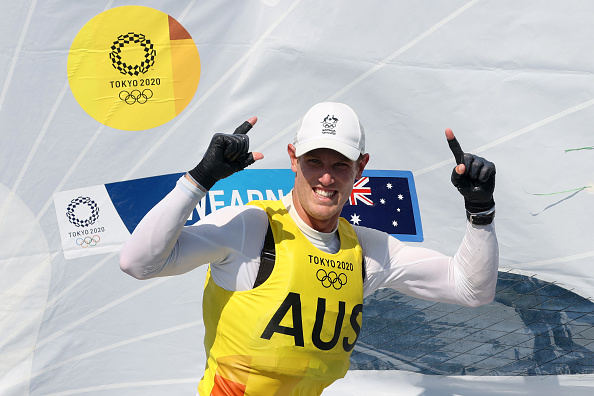 Article image for 'Humble beginnings': Matt Wearn's journey to become an Olympic champion