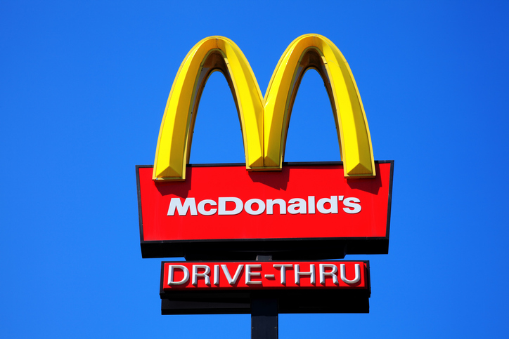 Article image for What's Trending | The bizarre thing spotted at a McDonald's drive-through