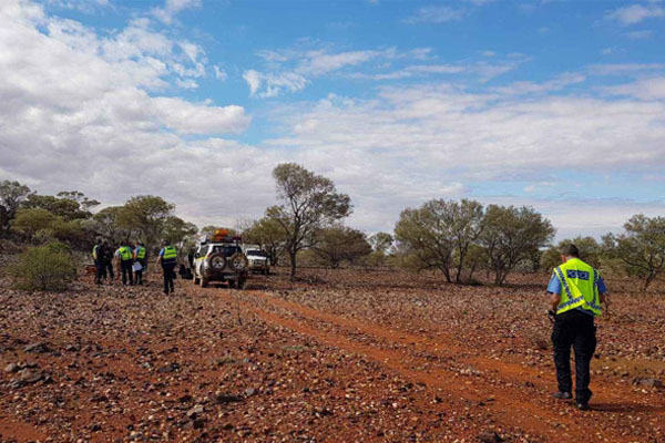 Article image for Search continues for missing prospector in the Mid West