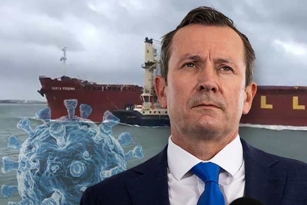 Article image for 'Cheap political points': WA Farmers slam Premier for COVID-19 ship crackdown
