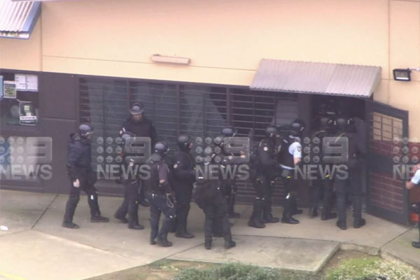 Article image for Investigation launched after Acacia Prison stand-off