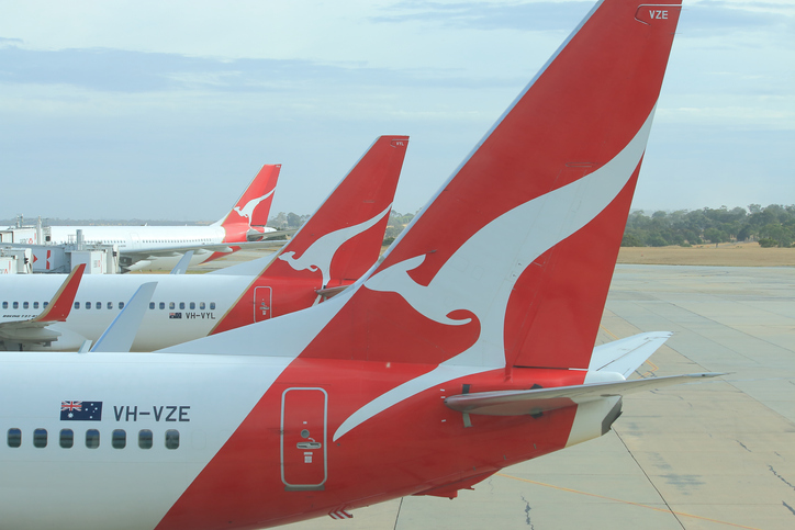 Article image for Qantas announces staggering loss due to COVID-19 pandemic