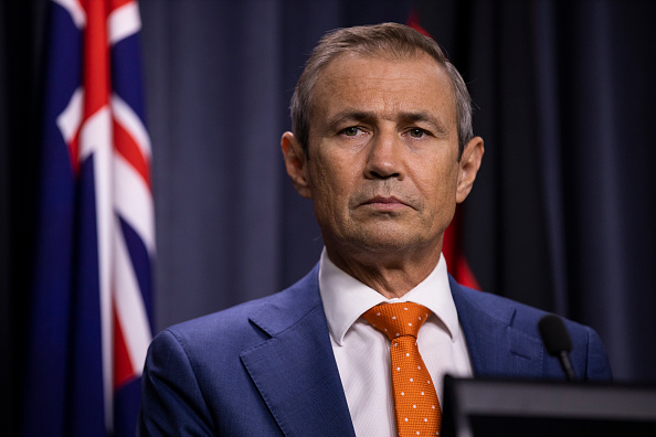 Article image for 'Total incompetence': Liam Bartlett takes aim at Roger Cook's cash splash