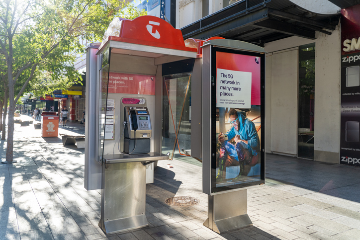 Article image for Why calls from public phones across Australia are now free