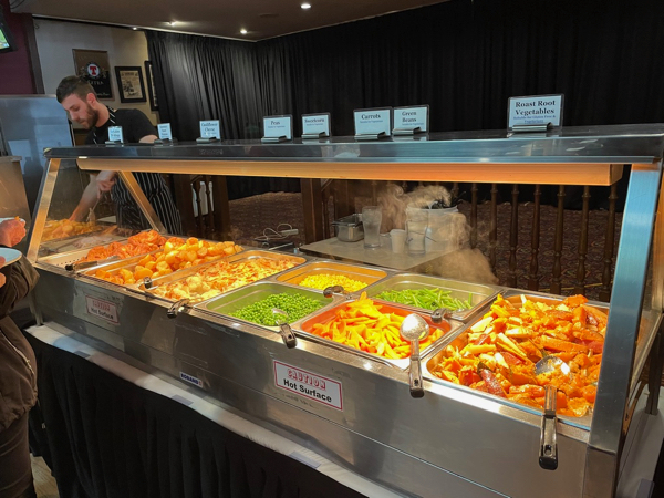 The Woodvale - carvery