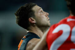 Toby Greene cops three-game ban over clash with umpire
