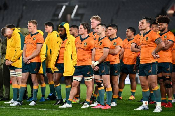 Article image for 'It's quite disrespectful': All Blacks pull the pin on Perth Bledisloe