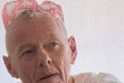 Police search for missing elderly man