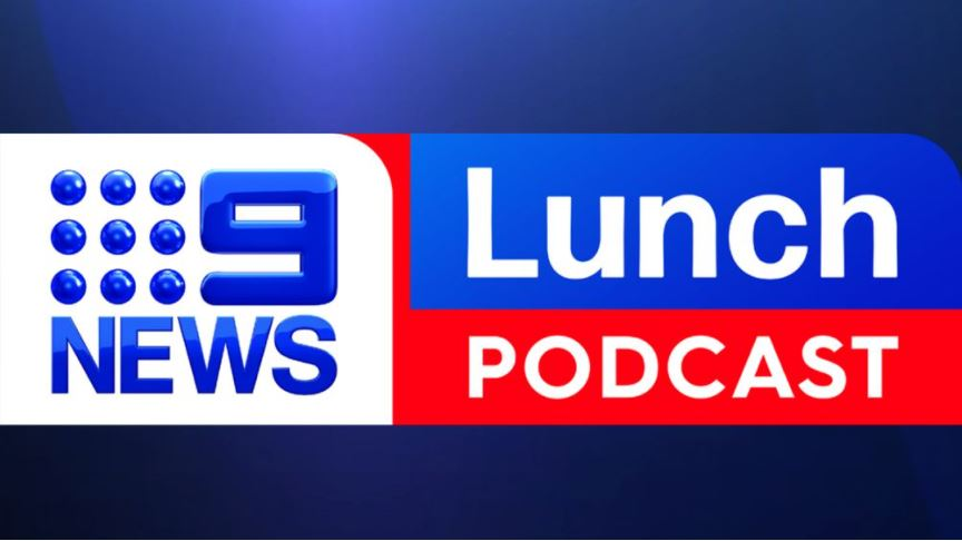 Article image for NEW: The 9News Lunch Podcast – download now!
