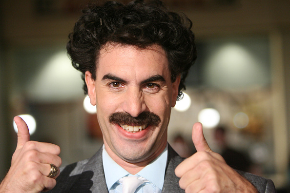 Article image for RUMOUR CONFIRMED: Sacha Baron Cohen performs in 'secret' Perth comedy shows