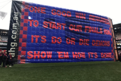 Rumour file: the group helping with Melbourne's banner