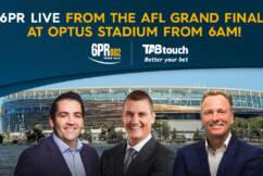 6PR Live Grand Final OB from Optus Stadium