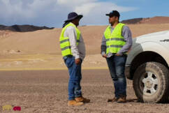 Galan Lithium: From 10c to $1.15 in a year – Lithium is back and Galan has plenty of it!