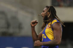 Nic Naitanui wins Eagles best-and-fairest