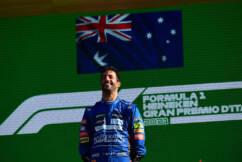 Daniel Ricciardo wins Italian Forumla One Grand Prix