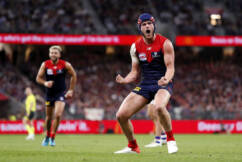 Angus Brayshaw's father reflects on his sons huge Grand Final