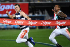 Grand Final sprint to only include Dockers and Eagles players