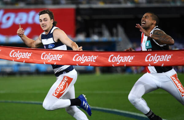 Article image for Grand Final sprint to only include Dockers and Eagles players