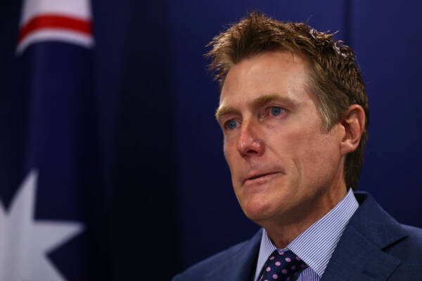 Article image for Chris Uhlmann: Christian Porter resignation inevitable once questions were raised over legal fund