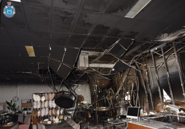 Article image for Police seek information on suspicious O'Connor fire