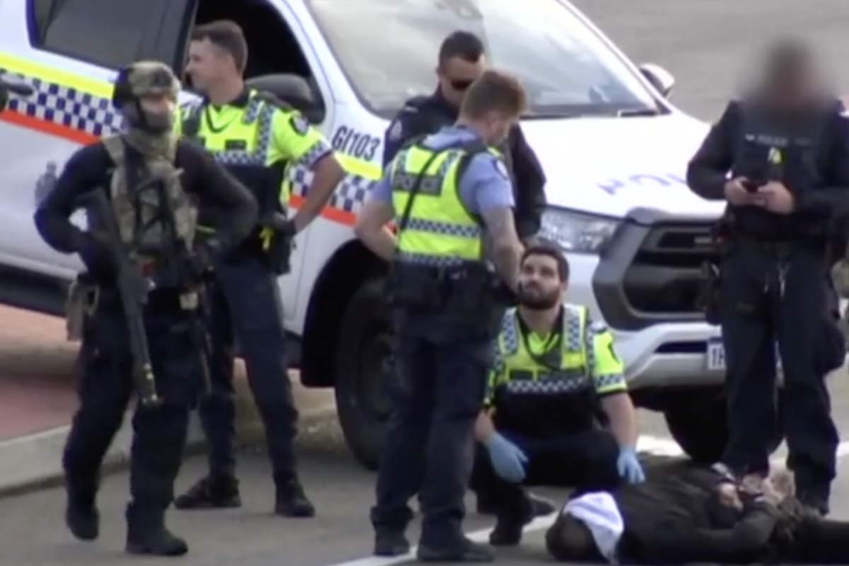 Article image for East Perth shooting: Police allege dispute between bikies, charges laid