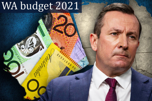 Article image for WA's record breaking budget surplus – here's where the money is going
