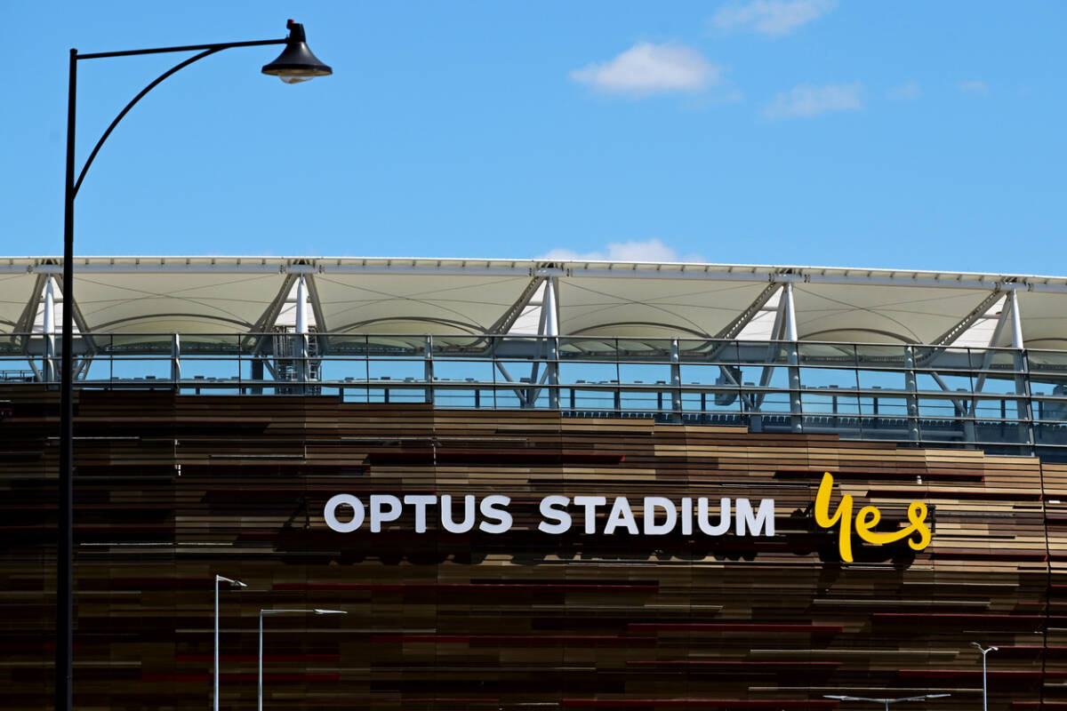 Article image for '1500 kegs of beer': Optus Stadium prepares for its biggest day in it's young history