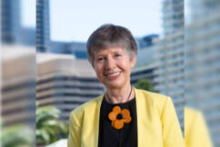 Australian professor named in Time's 100 most influential list for pandemic work