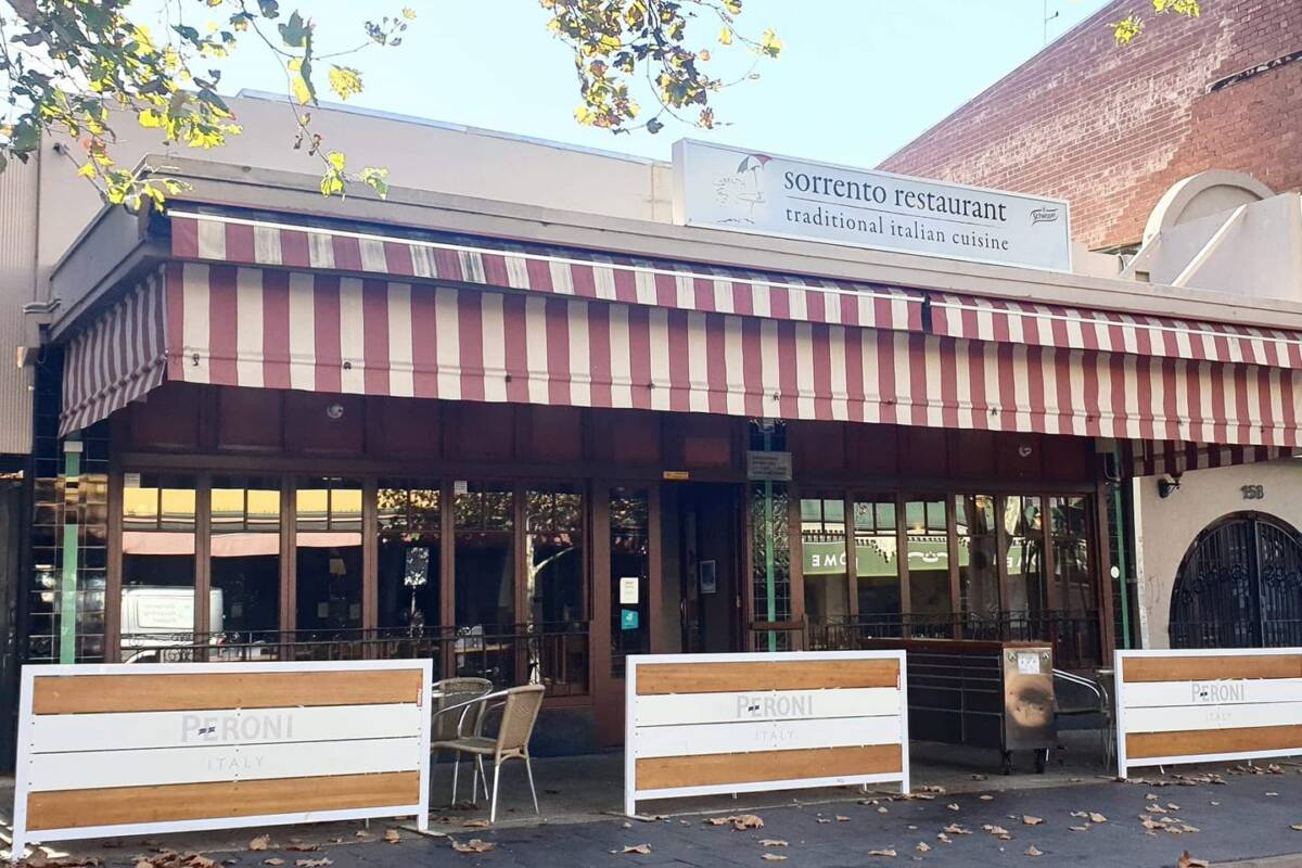 Article image for Iconic Northbridge restaurant claims 'unbearable' homelessness issues forced it's door shut