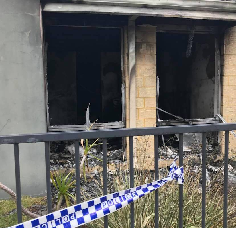 Article image for Young girl saved from house fire in Perth's north